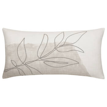 "Kiera Decorative Lumbar Pillow 14"" x 22"""