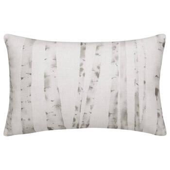 """Birch Printed Decorative Lumbar Pillow 13"""" X 20"""""""