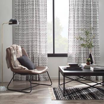 Yarra Sheer Curtain