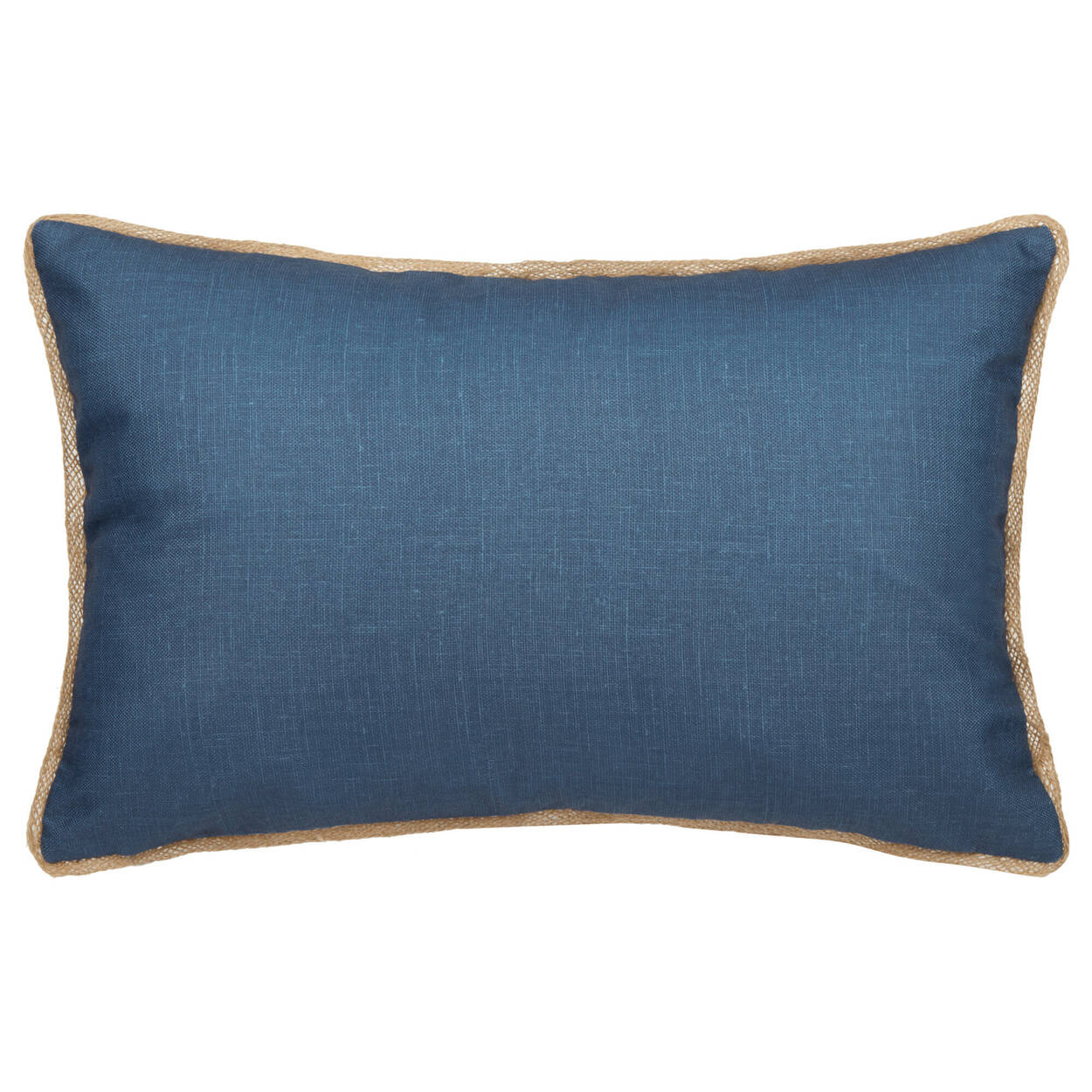 "Fish Water-Repellent Decorative Lumbar Pillow 13"" X 20"""