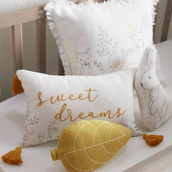 "Sweet Dreams Decorative Pillow 16"" x 10"""