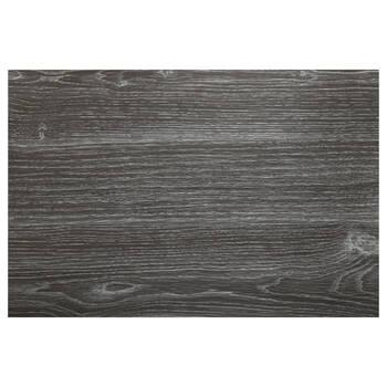 Faux Wood PVC Placemat