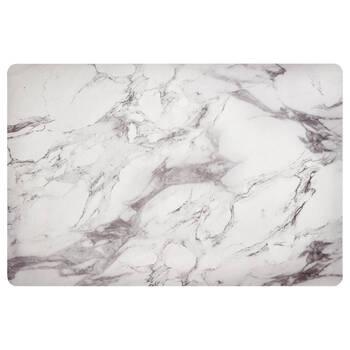 Napperon imitation de marbre en PVC