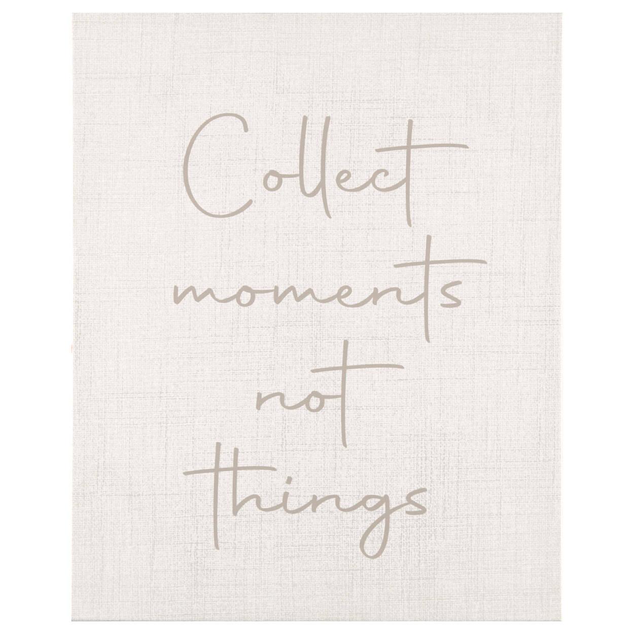 Tableau imprimé Collect Moments