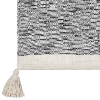 "Andra Throw with Tassels 50"" X 60"""