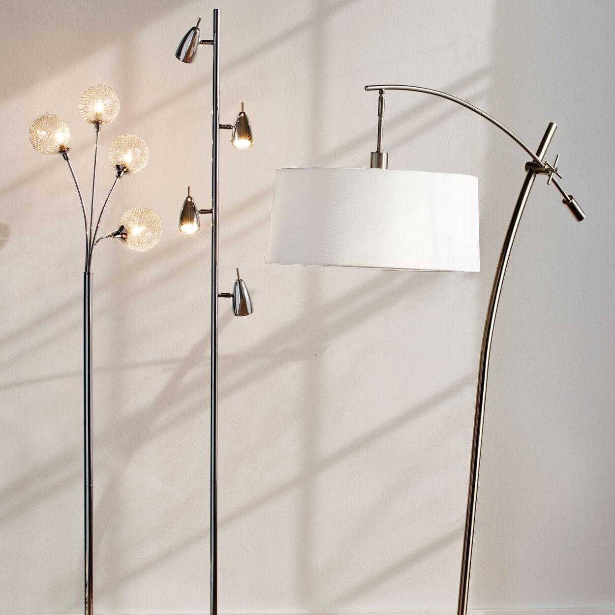 Pivoting Floor Lamp