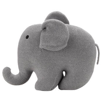 Elephant Knitted Stuffed Animal