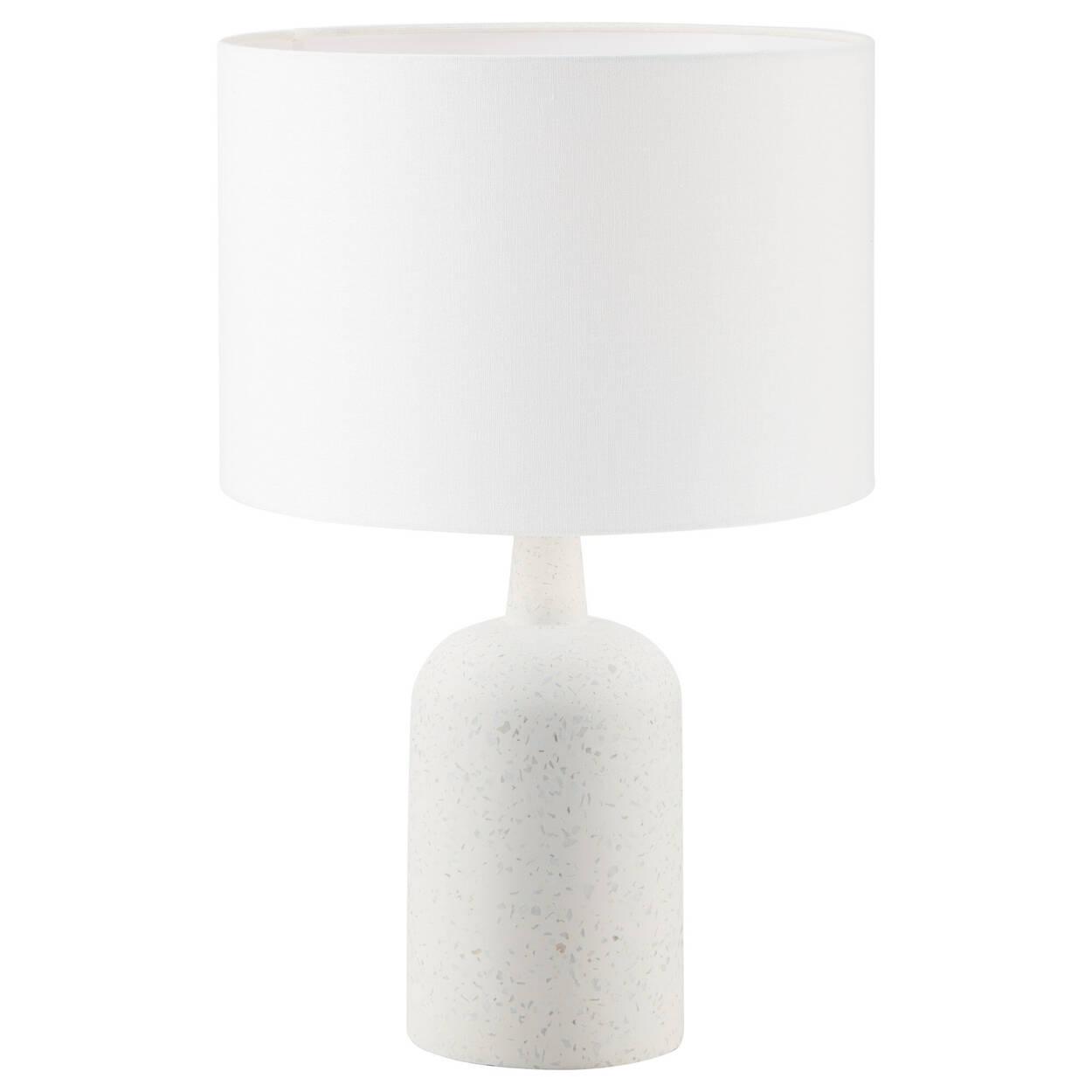 Speckled Ceramic Table Lamp