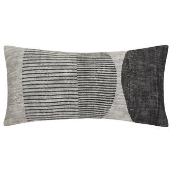 "Sloan Decorative Lumbar Pillow 12"" x 24"""