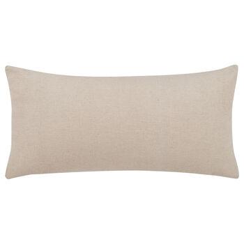 """Papa Decorative Lumbar Pillow 11"""" X 21"""""""