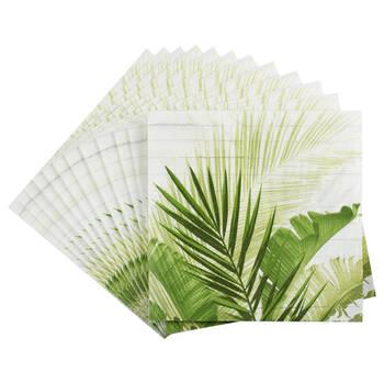 Pack of 20 Palm Leaf Paper Napkins