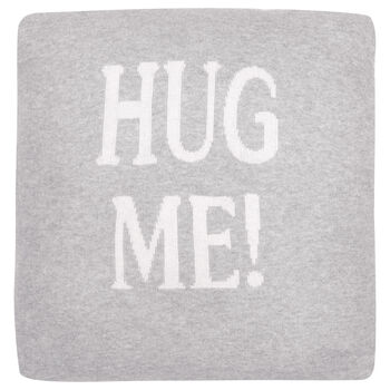 "Hug Me Decorative Pillow 15"" X 15"""