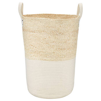 Corn Fibre and Cotton Rope Hamper