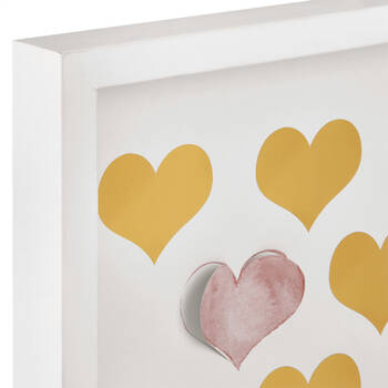 La vie est belle Wall Shadow Box