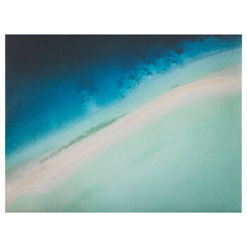 Aerial View Printed Canvas