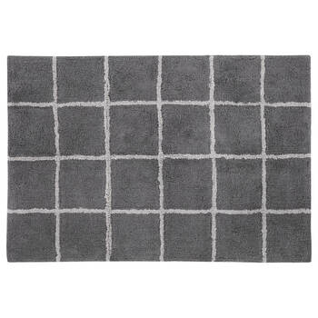Windowpane Bath Mat