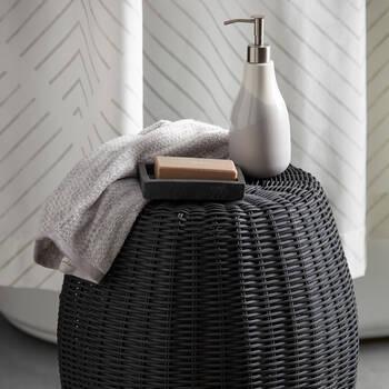 Gradient Gray Soap Dispenser