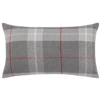 """Archie Lumbar Plaid Decorative Pillow 15"""" X 30"""""""