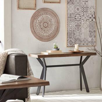 Decorative Wood Plate