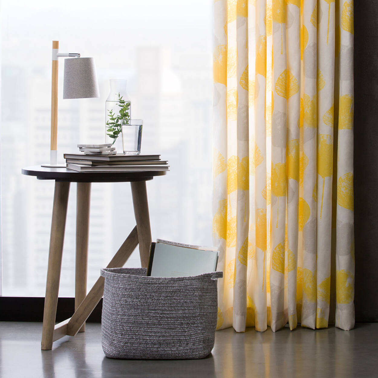 Juniper Floral Curtain