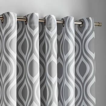 Room Darkening Curtain - Gage