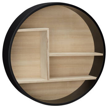 Round Wall Shelf