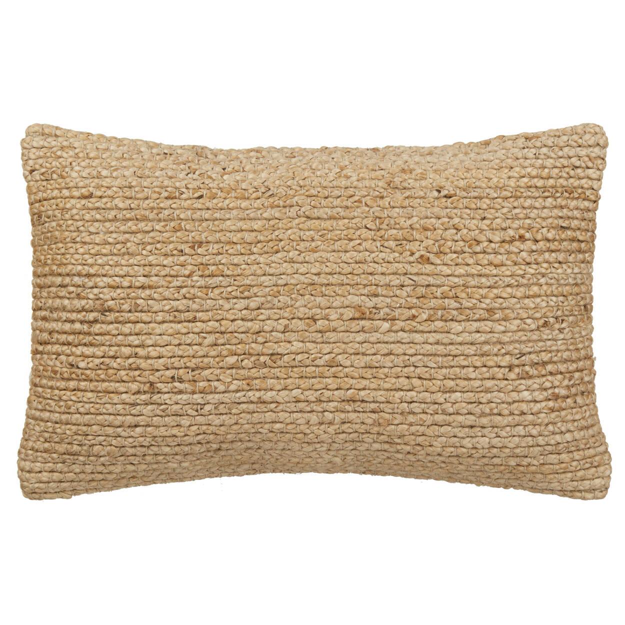 """Evie Decorative Lumbar Pillow 14"""" x 22"""""""