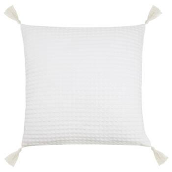 "Daren Decorative Waffle Pillow 16"" x 16"""