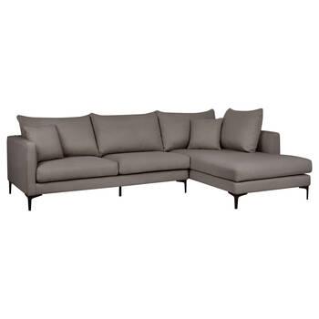 Canapé sectionnel en tissu