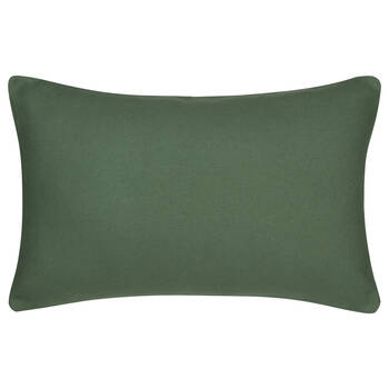 "Water-Repellent Decorative Lumbar Pillow 13"" X 20"""