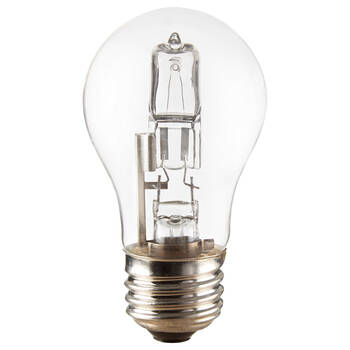 Set of Two Halogen Light Bulbs - 43W