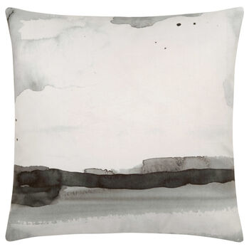 "Cynthia Dulude - Watercolour Decorative Pillow 19"" x 19"""