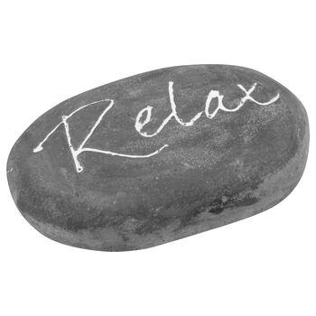 Relax Decorative Rock