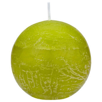 Scented Ball Candle