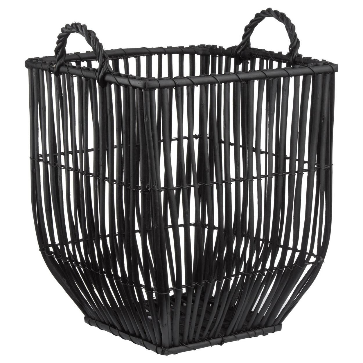 Black Willow Basket