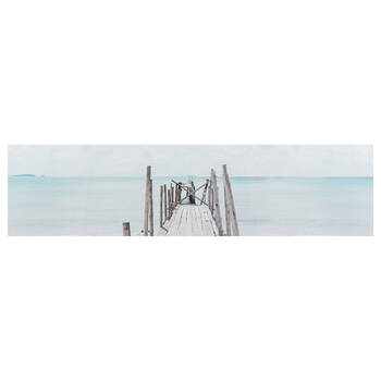 Pier Printed Canvas
