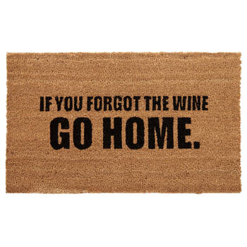 Go Home Doormat