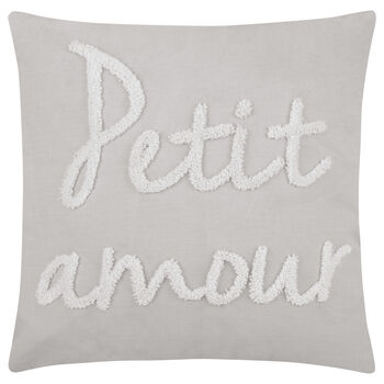 "Snuggles Decorative Pillow 15"" X 15"""