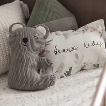 "Beaux Rêves Decorative Lumbar Pillow 10"" x 16"""