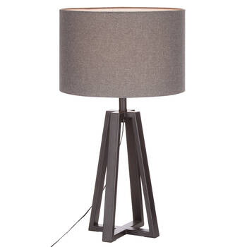 Geometric Metal Table Lamp