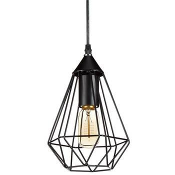 Metal Wire Ceiling Lamp