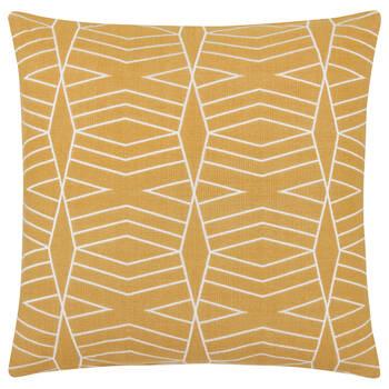 "Inga Embroidered Decorative Pillow 19"" x 19"""