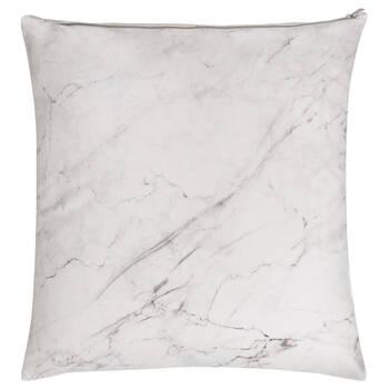 "Askel Marble Decorative Pillow 19"" x 19"""