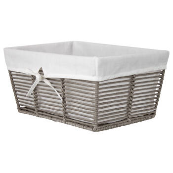Basket with Lining