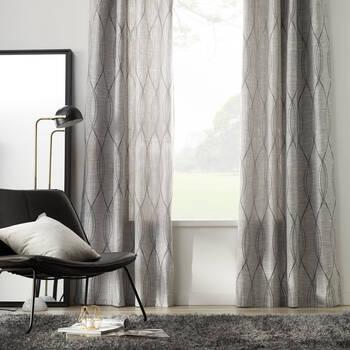 Montrose Grommet Curtain