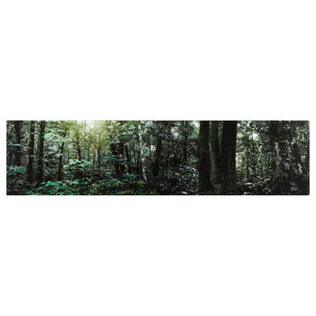 Jungle Printed Canvas