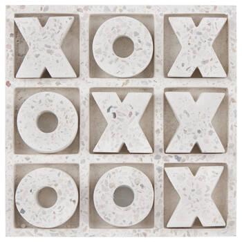 Cement Terrazzo XO Board