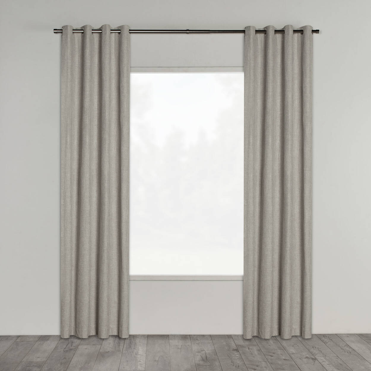 x drop eyelet curtains curtain description black product blackout with grey ttw silver dp width songmics out