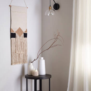 Macramé Wall Hanging