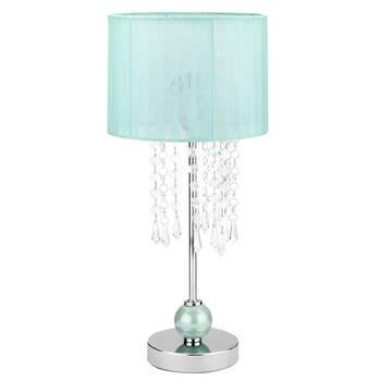 Lampe de table avec ruban et goutelettes